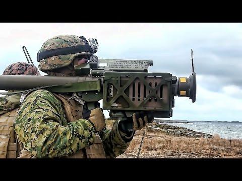 Stinger SAM Missile • MANPADS