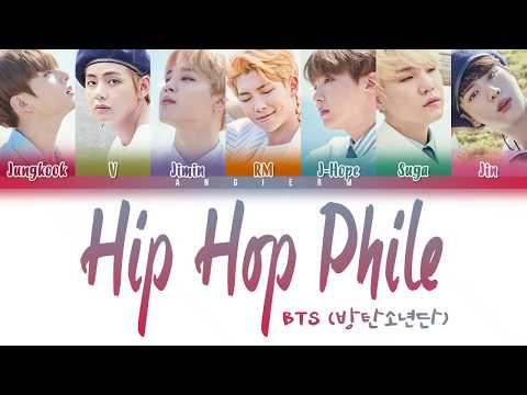BTS (방탄소년단) - 'Hip Hop Phile (힙합성애자)' [Color Coded Lyrics Han|Rom|Eng]
