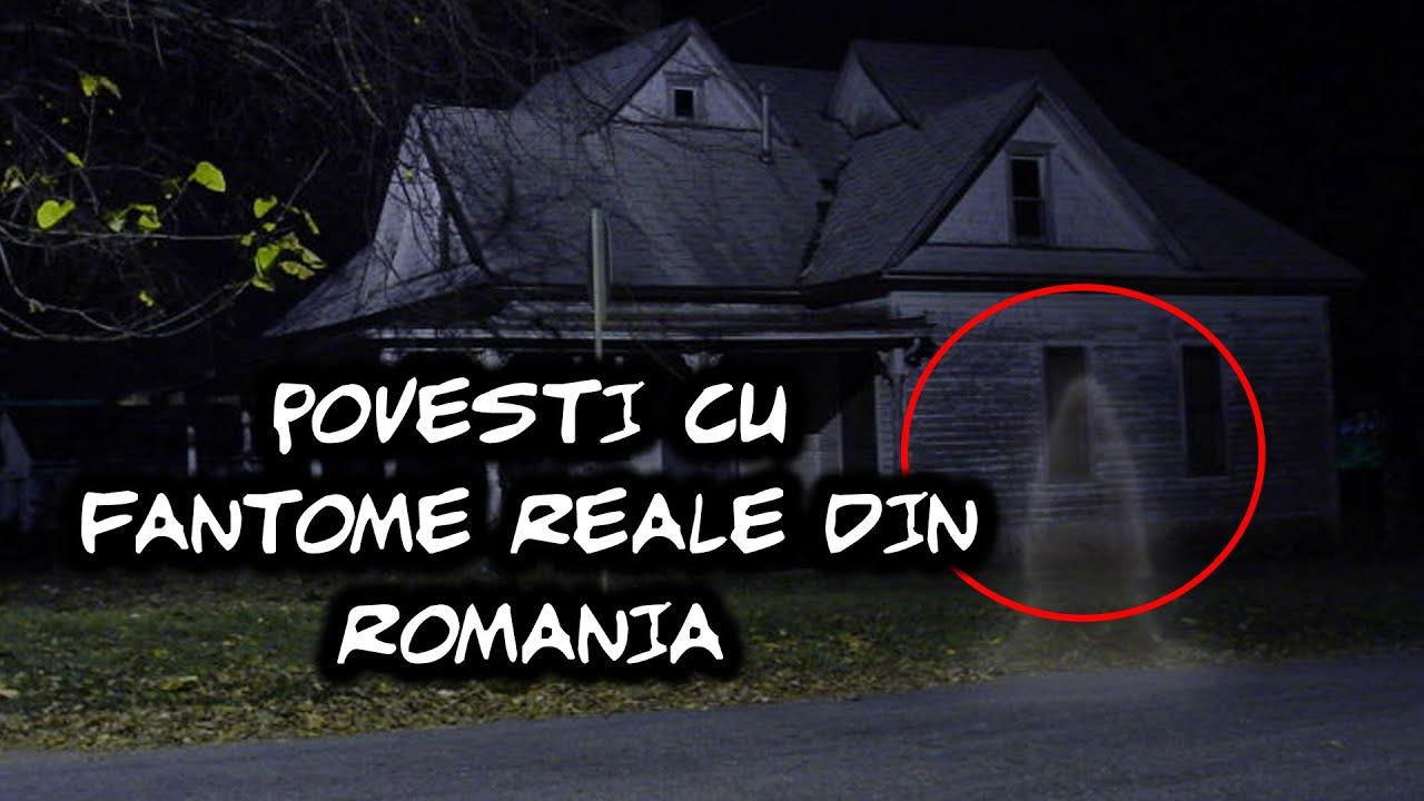 POVESTI CU FANTOME REALE DIN ROMANIA / ATENTIE POVESTI SOCANTE   / EDITIE SPECIALA