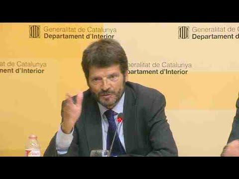 Dimite el director de los Mossos en Cataluña