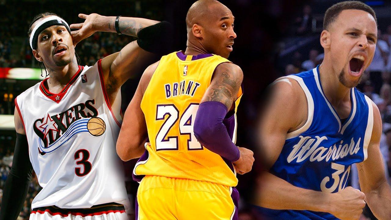 美媒評歷史十大後衛:現役僅Curry入選,戰神第八Kobe第三,第一無懸念!-Haters-黑特籃球NBA新聞影音圖片分享社區