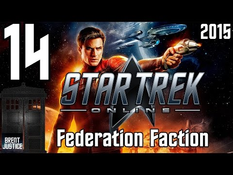 Let's Play Star Trek Online (2015) Federation - 14 - Task Fo