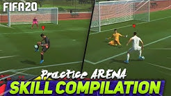 FIFA 20 PRACTICE ARENA Goal Compilation - Best ARENA Skill Goals !!