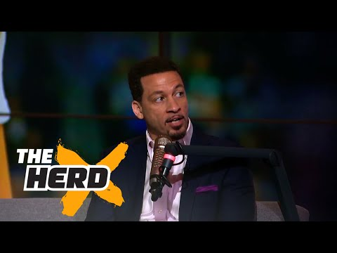 Broussard on Knicks: 'I'd fire Phil Jackson before I trade Kristaps Porzingis' | THE HERD