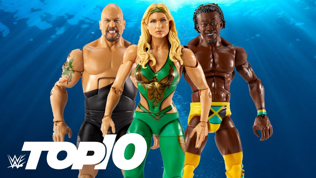 Top 10 new WWE action figures: WWE Top 10 Special Edition