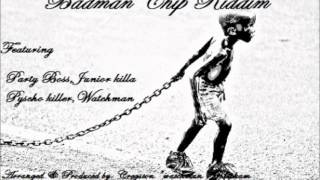 Crop Over 2013 (Badman Chip Riddim)   De Crusher FT Junior Killa - Them Nah Bad