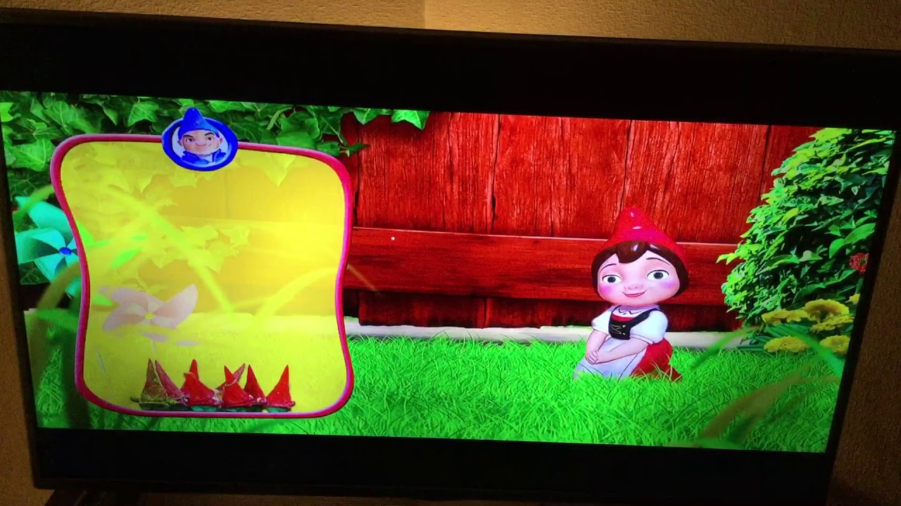 Download Opening To Gnomeo And Juliet 2011 UK Blu-Ray