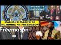 Gambar cover #FREEMASON WATOA MASHARTI YA KUJIUNGA NAO, #DAMU, #KAFARA, NI HATARI