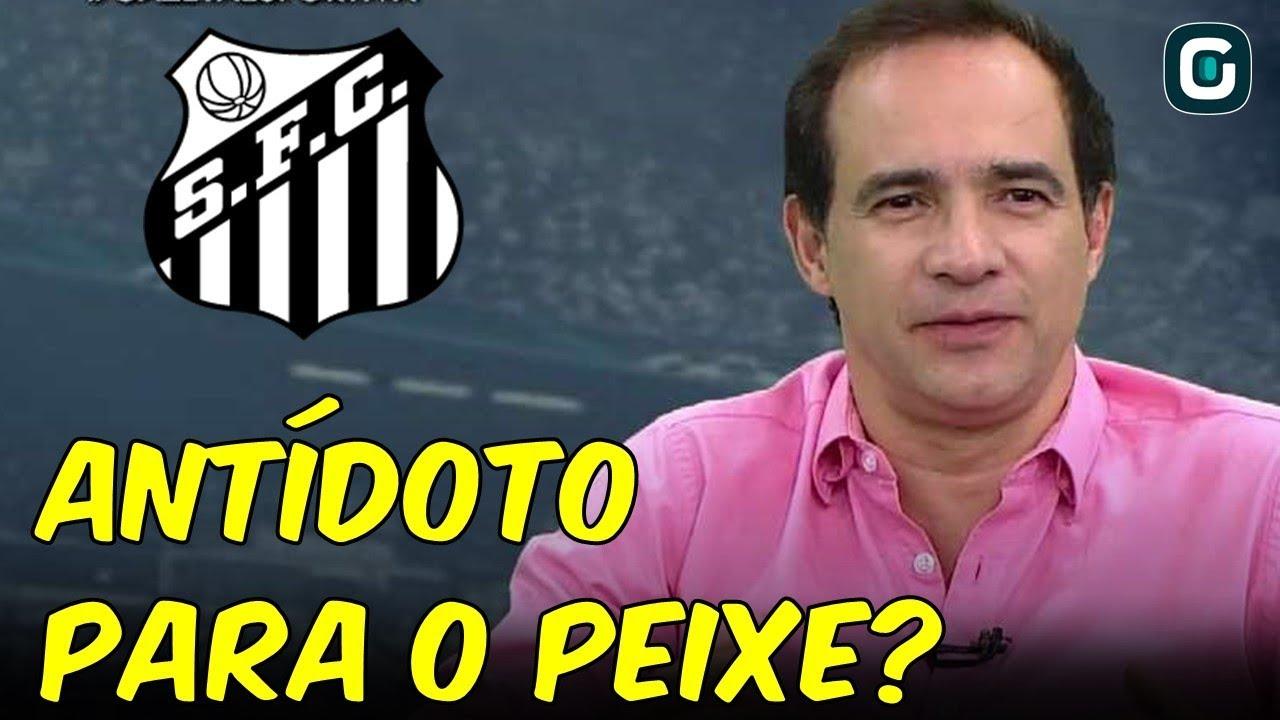"""Santos X Novorizontino Hd: """"O Corinthians Mostrou Um Caminho"""