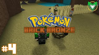 Pokemon mattoni bronzo EP. 4 (ROBLOX) w/Ethan & Caleb