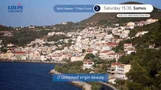 Amazing 8 Days Aegean Islands and Turkey Cruise. Experience the beautiful Mediterranean with us!