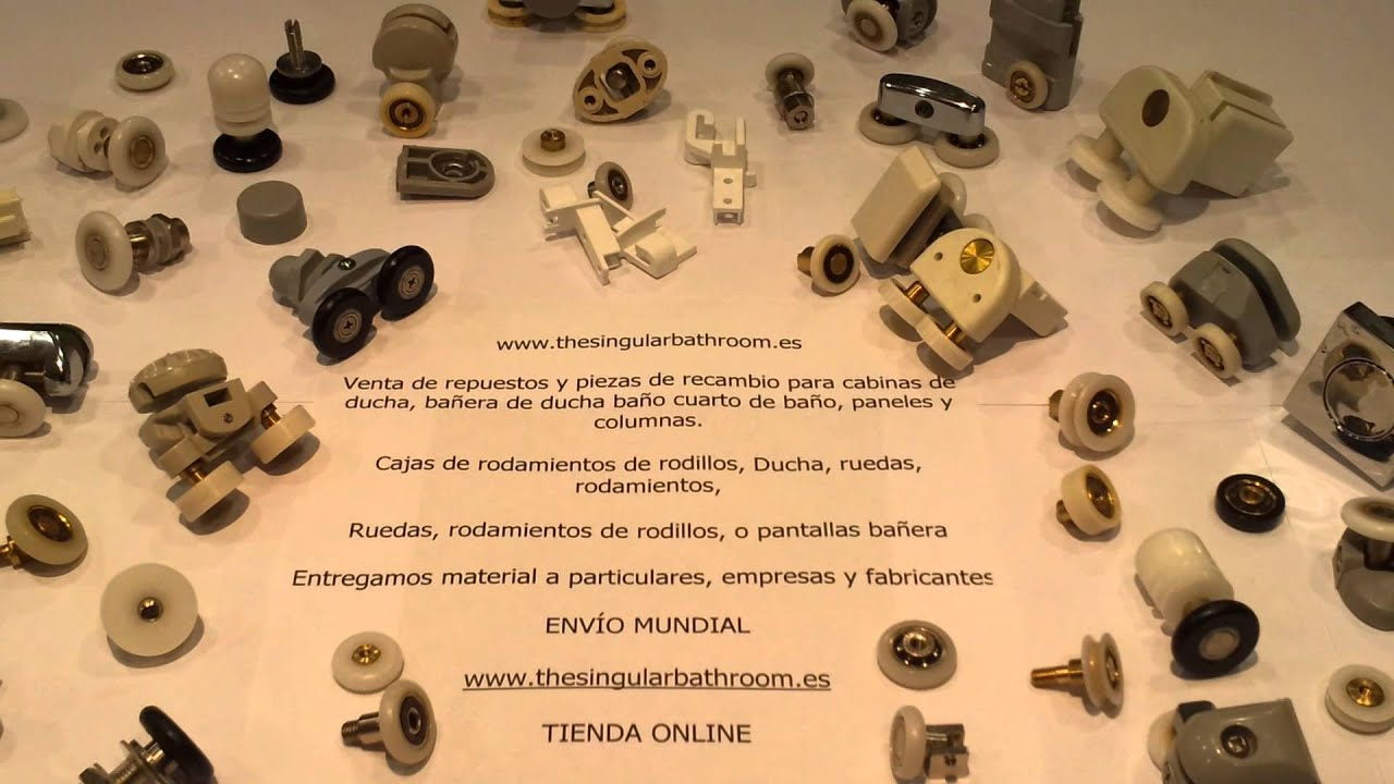 Venta de repuestos y piezas de repuesto para cabinas de for Cabinas de ducha economicas