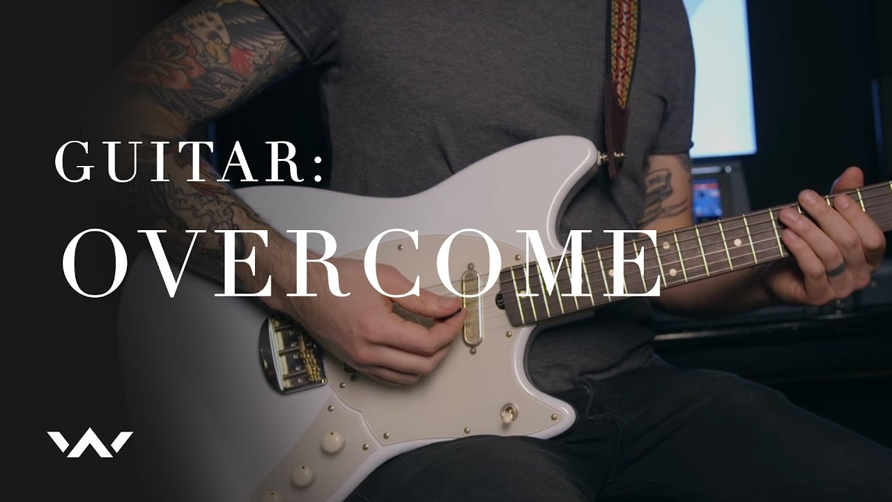 Overcome | Official Guitar Tutorial | Elevation Worship