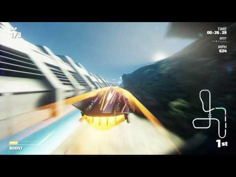 Fast RMX - Championship Mode - Thallium Cup (Subsonic)