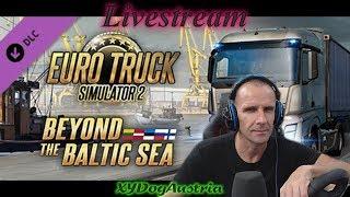 Euro Truck Simulator 2 ** Nach der Arbeit Relax ** Livestream Gameplay + Facecam 1080p30