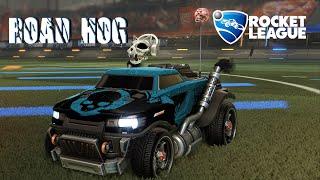 Road Hog | Farmstead Field | Car Preview | Rocket League