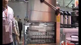 Jemi - посудомоечные машины для ресторанов