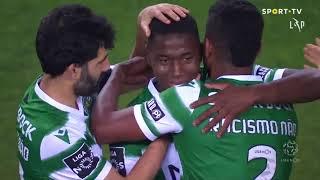 Momento Dário Essugo: Sporting 1-0 Vitória SC (Liga 20/21 #24)