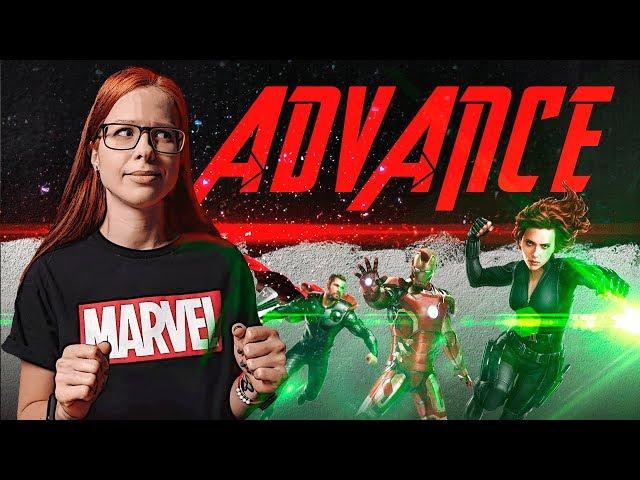 Разбираем финальный трейлер Мстителей на Английском / Avengers 6+