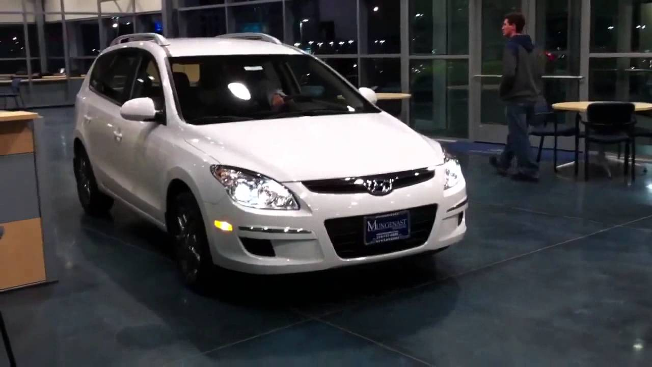 2012 Hyundai Elantra Sedan Touring Workshop Service Repair