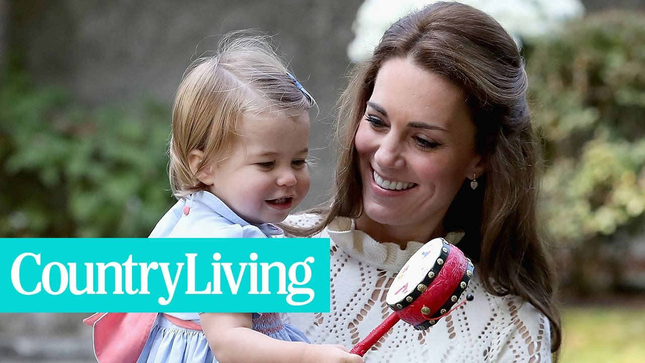 12 of the Best Royal Family Moments of 2016 | Country Living