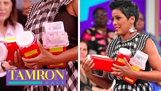Tamron Hall Reveals She's Throwing Her IVF Needles Away