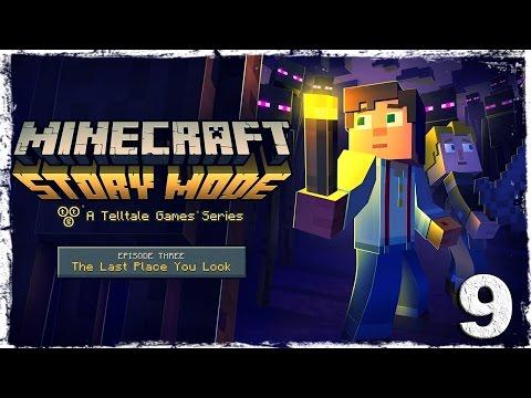Смотреть прохождение игры Minecraft Story Mode. #9: Гипербомба.