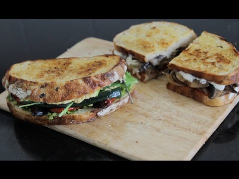 Best Vegan Toasted Sandwiches!