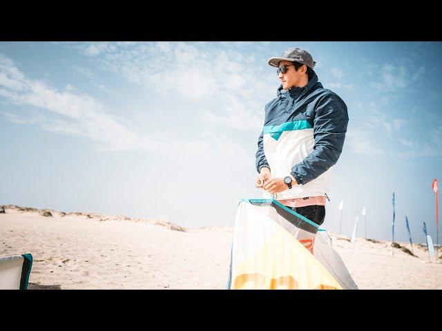 GKA Kite-Surf World Cup   Cape Verde 2020   DAY 2   Wave riding at Kite Beach