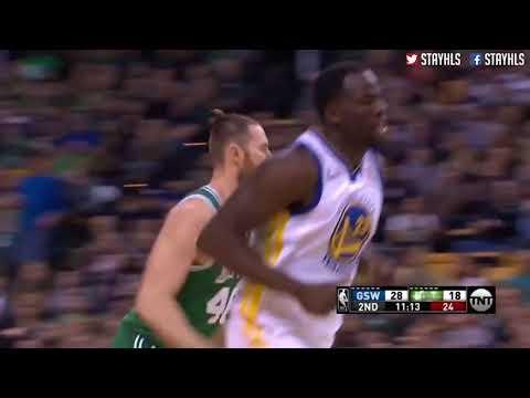 "Boston Celtics ""DESTROY"" Golden State Warriors / Week 5 / 2017 NBA Season"