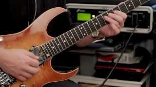 Alex K & Rick Graham Collab - Improvisation over an 80