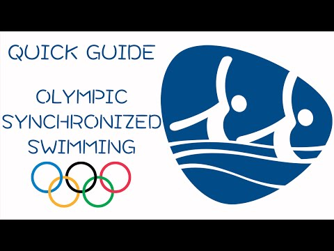 Quick Guide to Olympic Synchronized Swimming