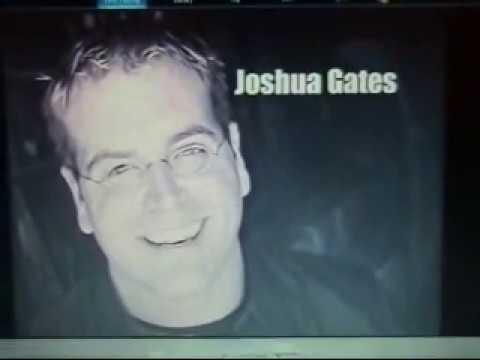 josh gates instagram