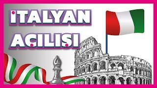 Italyan Açılışı