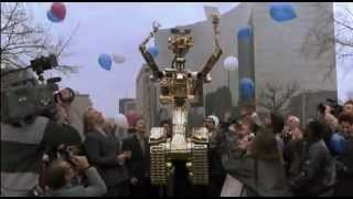 Johnny 5 - I Feel Alive!