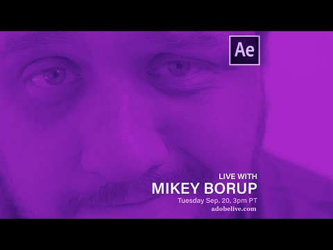 When should you work in After Effects over Premiere Pro?   Motion Design Live Stream