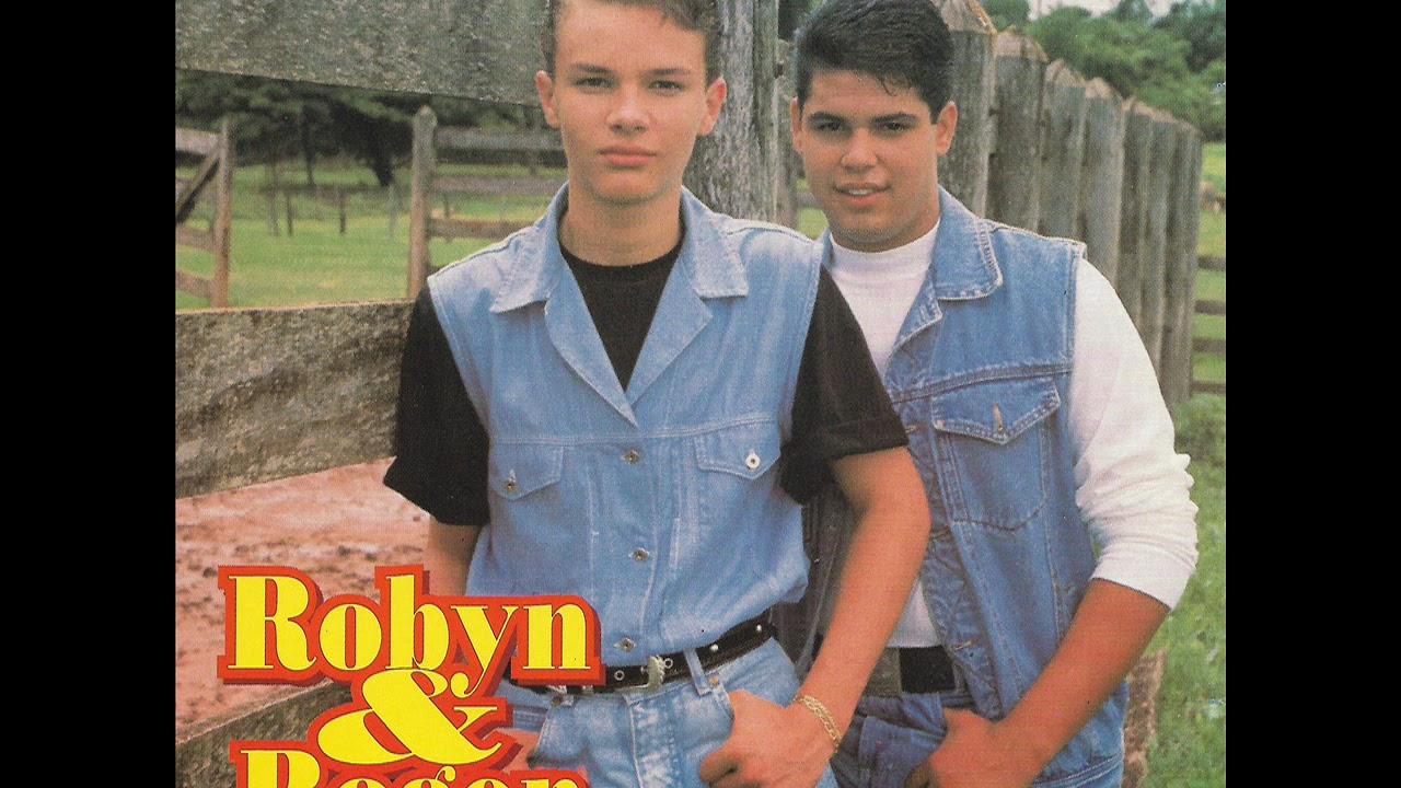 Robyn & Roger - Louco Por Você