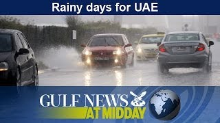Five days of rain for UAE - GN Midday