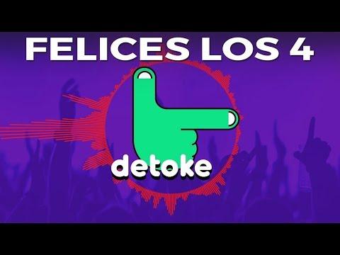 Maluma - Felices Los 4 (El Julii DJ) [REMIX 2017]