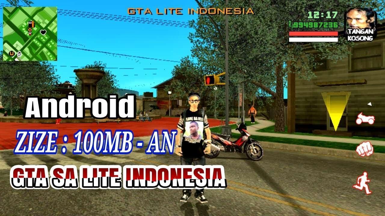 download gta sa lite indonesia android