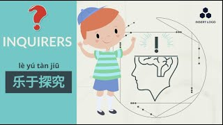 Inquirers - IB Learner Profile   乐于探究   Make it happen in Chinese classroom   Learn Chinese