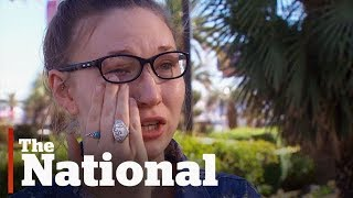 Las Vegas shooting | Survivor describes attack: