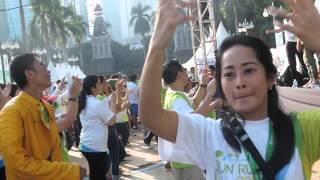 HUT BPJS Ketenagakerjaan 2015 With La SALSA INDONESIA