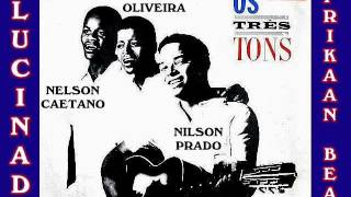 OS TRES TONS cantam ALUCINADO  (AFRIKAAN BEAT)  -1962 - Por Joe Becerra