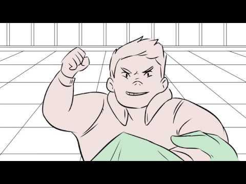Dear Evan Hansen: Waving Through A Window Storyboard/animatic