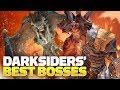 Darksiders' Best Bosses видео