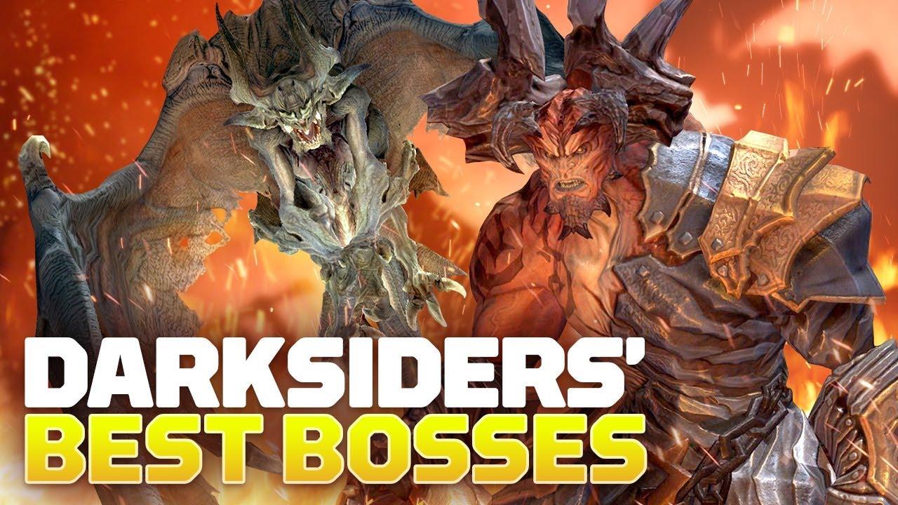 Darksiders' Best Bosses