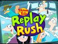 Games: Phineas and Ferb - Replay Rush