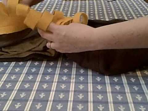 How to sew mane on lion costume youtube how to sew mane on lion costume solutioingenieria Image collections