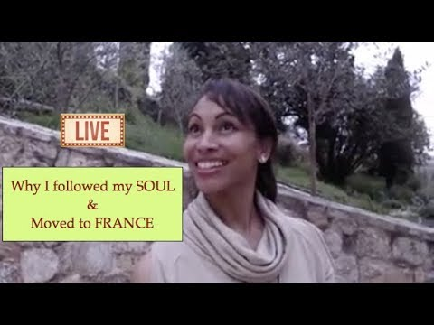 Why I moved to France | Dr Andrea Pennington on Following Your Heart